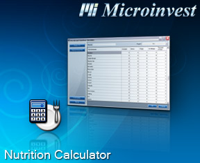 Nutrition Calculator